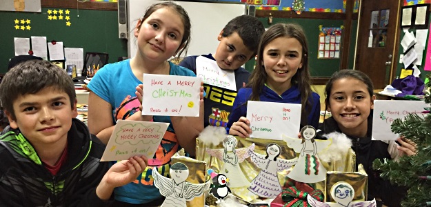 At the Infant Jesus Religious Education Program we work to foster a spirit of love and service in our students.